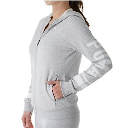 Puma Athletic Front Zip Hoodie Jacket 8518610