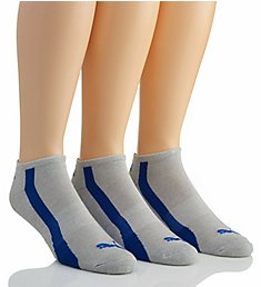 Puma Men's No Show Socks - 3 Pack P105998