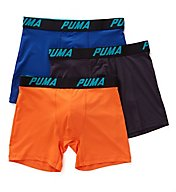Puma Tech Performance Boxer Briefs - 3 Pack PMTBB-F