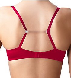 Pure Style Girlfriends Haute Strap Clear Bra Strap Converter - 2 Pack 88399