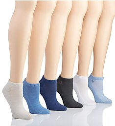 Ralph Lauren RL Sport Active Sock - 6 Pair Pack 7270000