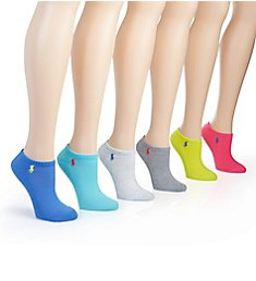 Ralph Lauren RL Sport Active Sock - 6 Pair Pack 7270000