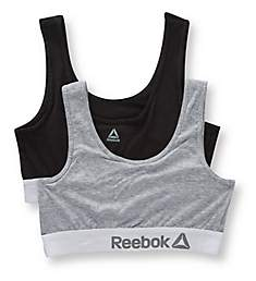 Reebok Cotton Bralette - 2 Pack 183TB06