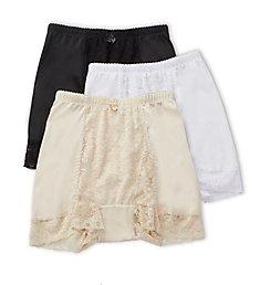 Rhonda Shear Pin Up Girl Lace Control Panty - 3 Pack 3867BPK
