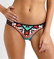 Seafolly Kasbah Multi Strap Hipster Swim Bottom 40242