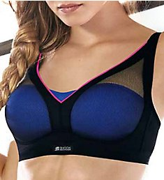 Shock Absorber Active Shaped Padded Support Sports Bra S015F