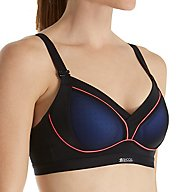 Shock Absorber Active Shaped Push Up Support Sports Bra S03Z6