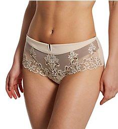 Simone Perele Saga Embroidered Boyshort Panty 15C630