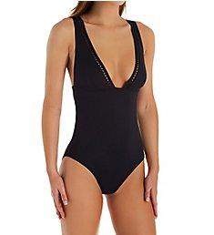 Simone Perele Luna Triangle One Piece Swimsuit 1BWB10
