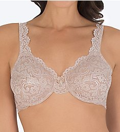 Smart and Sexy Signature Lace Unlined Underwire Bra 85045