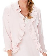 Softies by Paddi Murphy Ruffle Bed Jacket 5706