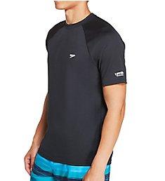 Speedo Easy Regular Fit Short Sleeve Swim Shirt 7748220