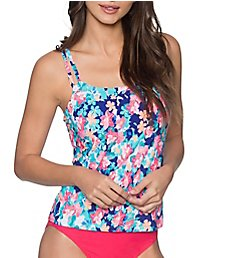 Sunsets Flower Bed Taylor Underwire Tankini Swim Top 75FB