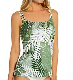 Sunsets Palm Grove Taylor Tankini Swim Top 75PG