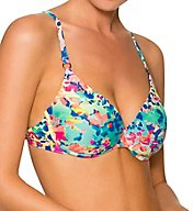 Swim Systems Snapdragon Underwire Push-Up Swim Top A619SNA