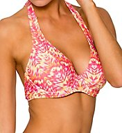 Swim Systems Sun Chaser Halter Underwire Swim Top A750SUC