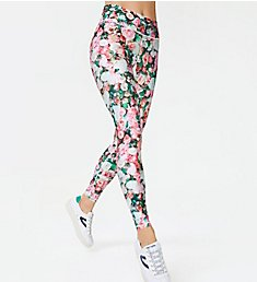 Terez Printed Tall Band Legging 350-02