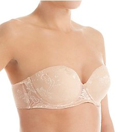The Little Bra Company Sascha Petite Lace Strapless Bra F001L