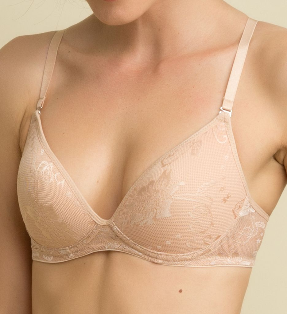 The Little Bra Company Lea Petite Padded Wireless Bra L001L
