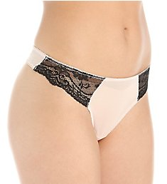 The Little Bra Company Mercedes Petite Low Rise Thong P009T
