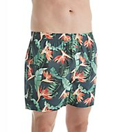 Tommy Bahama Big Man 100% Cotton Birds of Paradise Boxer 2171211XB