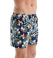 Tommy Bahama Big Man 100% Cotton Tropical Print Boxer 2171219XB