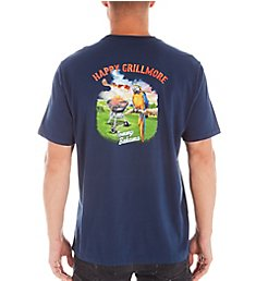 Tommy Bahama Tall Man Happy Grillmore Tee BT225310T