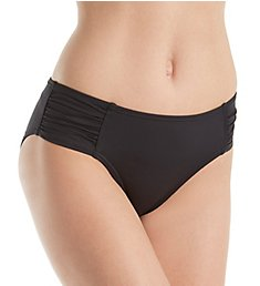 Tommy Bahama Pearl Solids Side Shirred Brief Swim Bottom TSW31019B