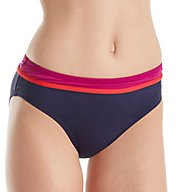 Tommy Bahama Novelty Solids Mid Rise Brief Swim Bottom TSW31206B