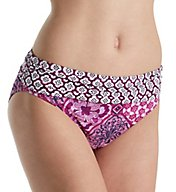 Tommy Bahama Tiles of Tropics Bikini Brief Swim Bottom TSW31412B