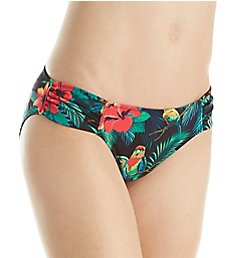 Tommy Bahama Jungle Flora Reversible Hipster Swim Bottom TSW33707B
