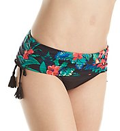 Tommy Bahama Jungle Flora Adjustable Side Brief Swim Bottom TSW33710B
