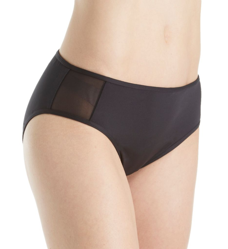 Tommy Bahama Mesh Solids Mid Rise Brief Swim Bottom TSW34105B