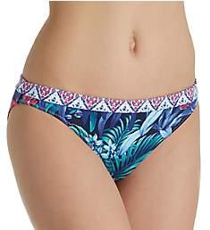 Tommy Bahama Majorelle Jardin Reversible Hipster Swim Bottom TSW41408B