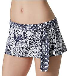 Tommy Bahama Paisley Paradise Skirted Hipster Swim Bottom TSW44031B