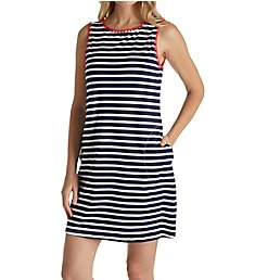 Tommy Bahama Breton Stripe Tank Spa Dress Cover Up TSW44442C