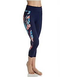 Tommy Bahama Island Active Cropped Legging Swim Bottom TSW45212C