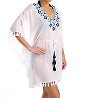 Tommy Bahama Beaded Tunic Cover Up TSW51820C