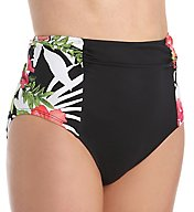 Tommy Bahama Victoria Blooms High Waist Swim Bottom TSW52511B