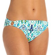 Tommy Bahama Ikat Side Rings Hipster Swim Bottom TSW54211B