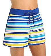 Tommy Bahama Sulphur Stripe 5 Inch Boardshort TSW54324C
