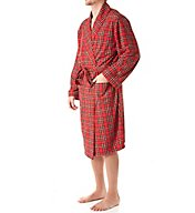 Tommy Hilfiger Plush Cozy Fleece Robe 09T3029