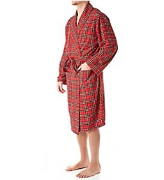 Tommy Hilfiger Plush Cozy Fleece Robe 09T3029
