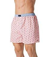 Tommy Hilfiger Love Print Fashion Woven Boxer 09T3052