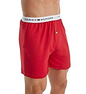 Tommy Hilfiger Basic 100% Cotton Knit Boxer 09T3108