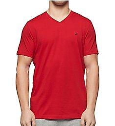 Tommy Hilfiger Core Flag V-Neck T-Shirt 09T3140