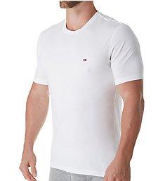 Tommy Hilfiger Cotton Stretch Breathe Crew Neck T-Shirt 09T3414