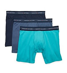 Tommy Hilfiger Cotton Stretch Breathe Boxer Briefs - 3 Pack 09T3434