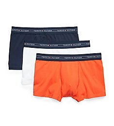 Tommy Hilfiger Cotton Stretch Breathe Trunks - 3 Pack 09T3435