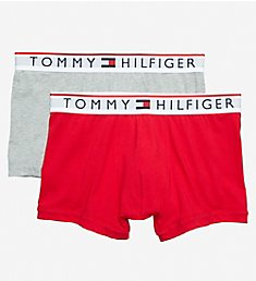 Tommy Hilfiger Modern Essentials Cotton Stretch Trunks - 2 Pack 09T3481